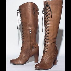 Sam Edelman Sanford Tall Military Boots